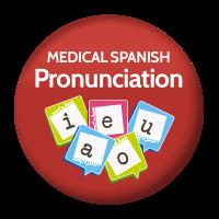 Medical Spanish pronunciation Course