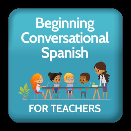 Beginning Conversational Spanish