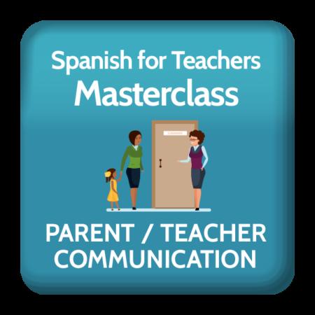 Spanish for Teachers Masterclass