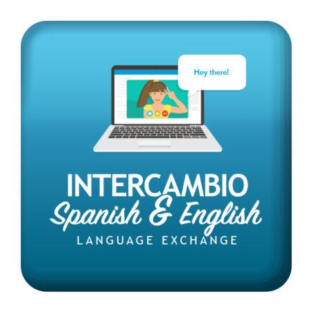 Intercambio Spanish English language exchange. Hablar inglés. Speak Spanish